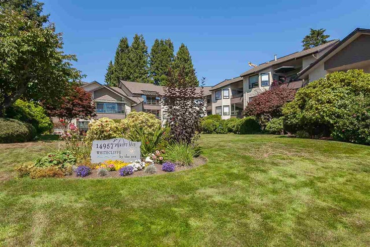 303 14957 THRIFT AVENUE - White Rock Apartment/Condo for sale, 2 Bedrooms (R2484012)