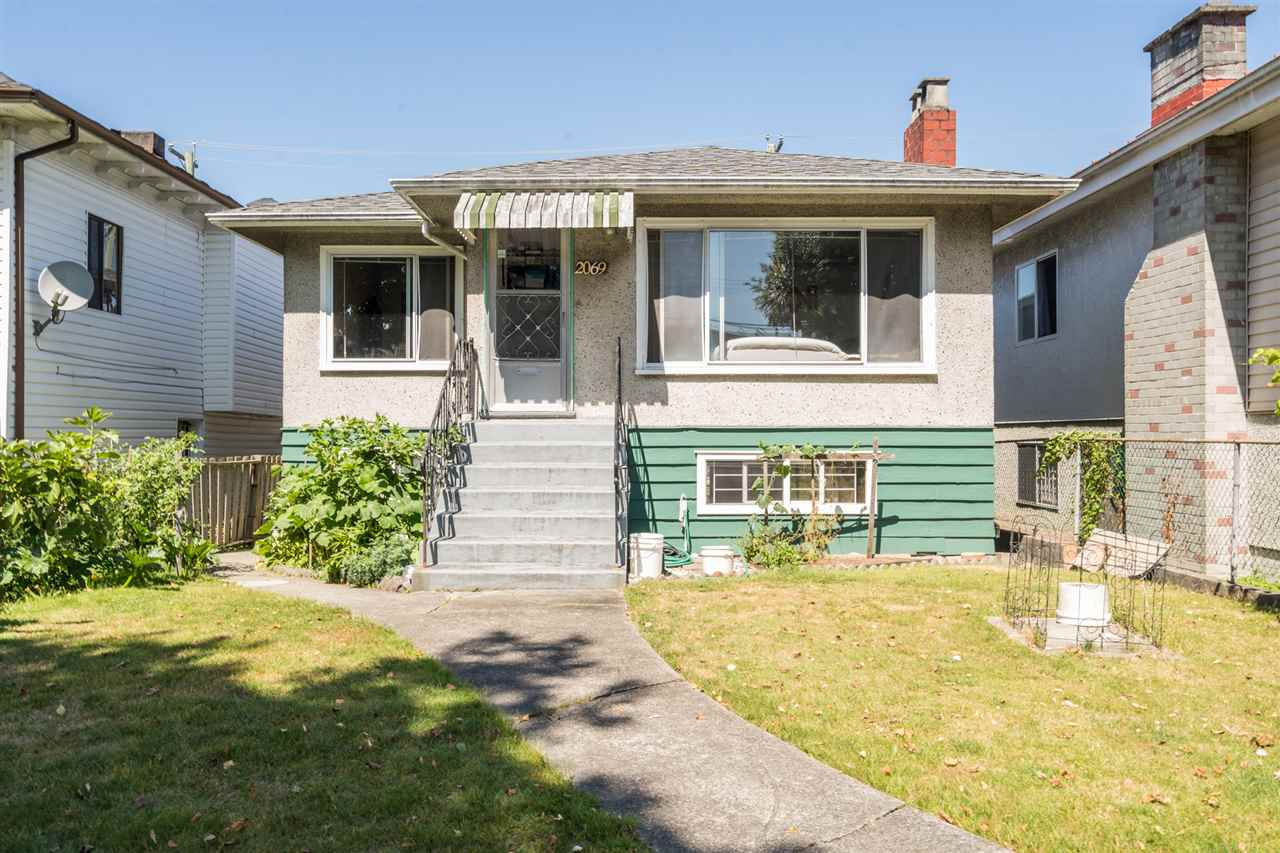 2069 E 34TH AVENUE - Victoria VE House/Single Family for sale, 5 Bedrooms (R2484054) - #1