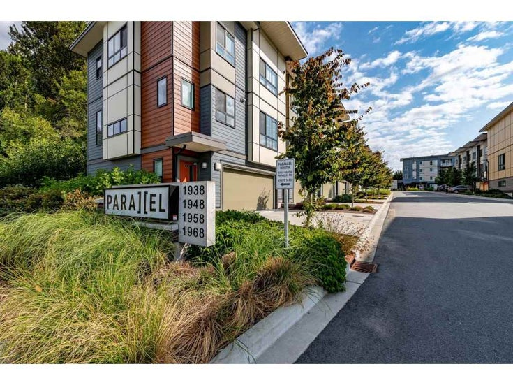6 1968 N PARALLEL ROAD - Abbotsford East Townhouse for sale, 3 Bedrooms (R2484074)