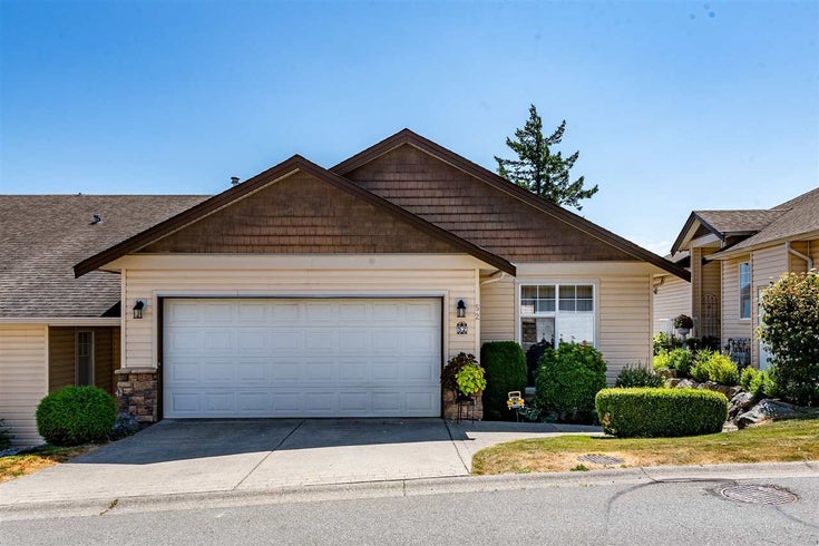 52 8590 SUNRISE DRIVE - Chilliwack Mountain Townhouse for sale, 3 Bedrooms (R2484116)