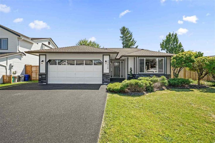33518 KNIGHT AVENUE - Mission BC House/Single Family for sale, 3 Bedrooms (R2484128)