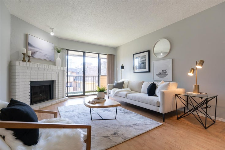 311 2277 E 30TH AVENUE - Victoria VE Apartment/Condo for sale, 1 Bedroom (R2484205)