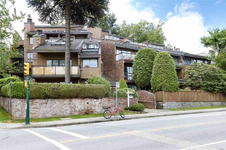 206 2410 CORNWALL AVENUE - Kitsilano Apartment/Condo for sale, 2 Bedrooms (R2484218)