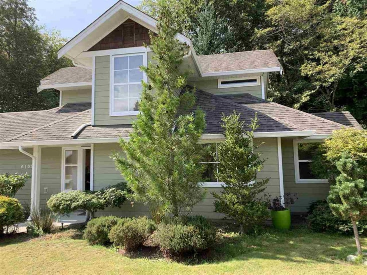 6105 S GALE AVENUE - Sechelt District House/Single Family for sale, 3 Bedrooms (R2484227)