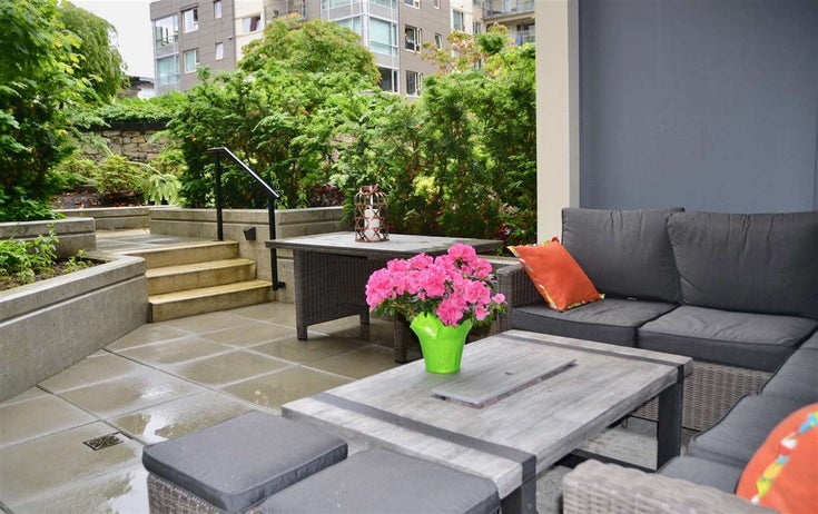 110 3581 ROSS DRIVE - University VW Apartment/Condo for sale, 2 Bedrooms (R2484256)