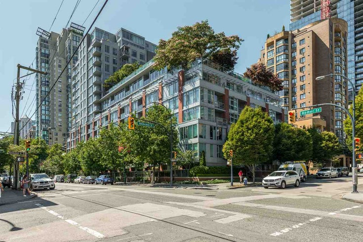 517 1133 HOMER STREET - Yaletown Apartment/Condo for sale, 1 Bedroom (R2484274)