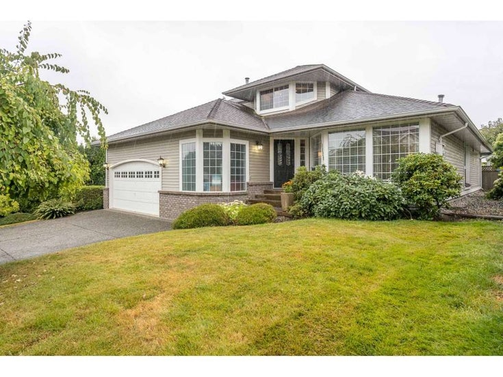 18928 59A AVENUE - Cloverdale BC House/Single Family for sale, 4 Bedrooms (R2484309)