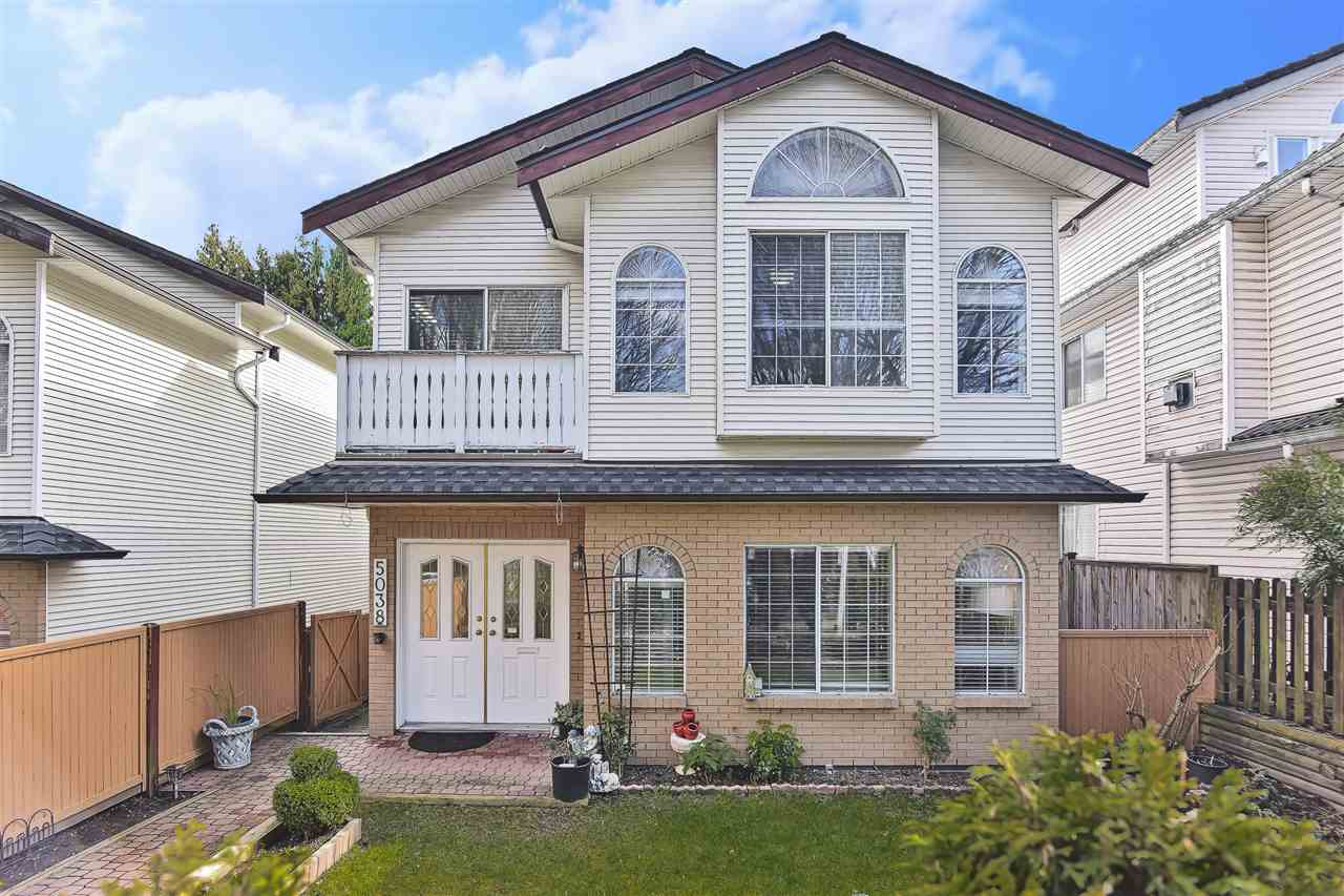 5038 SHERBROOKE STREET - Knight House/Single Family for sale, 3 Bedrooms (R2484317)