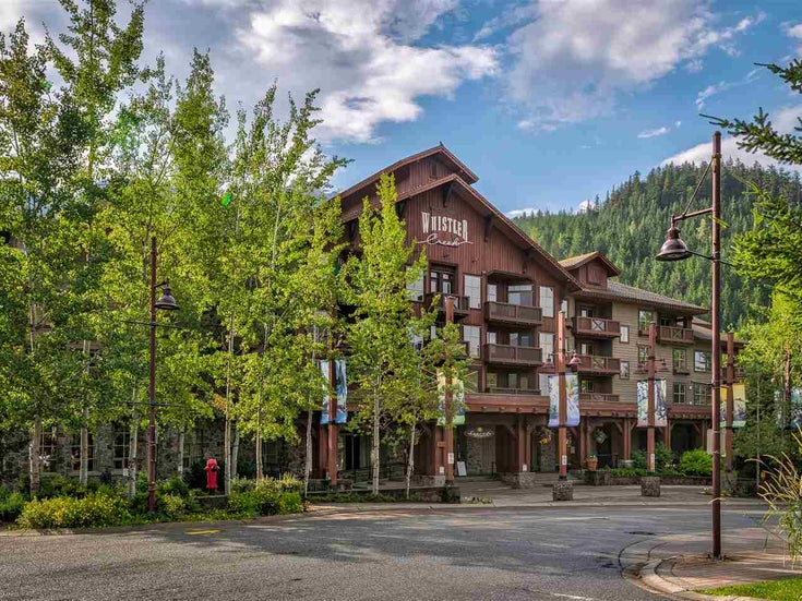 326A 2036 LONDON LANE - Whistler Creek Apartment/Condo for sale, 2 Bedrooms (R2484338)
