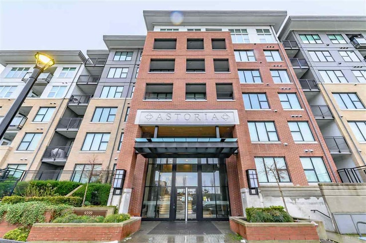 503 9399 ALEXANDRA ROAD - West Cambie Apartment/Condo for sale, 2 Bedrooms (R2484339)
