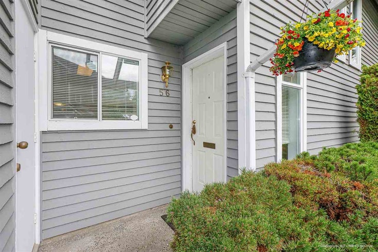 56 7400 MINORU BOULEVARD - Brighouse South Townhouse for sale, 2 Bedrooms (R2484346)
