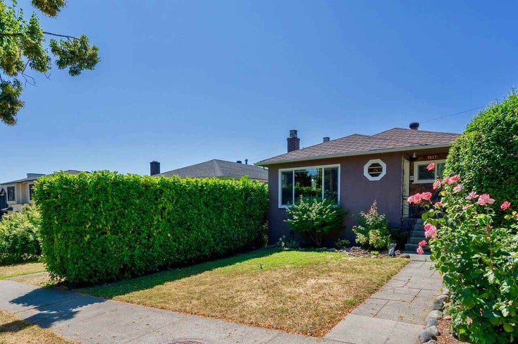 7617 ONTARIO STREET - Marpole House/Single Family for sale, 5 Bedrooms (R2484366)