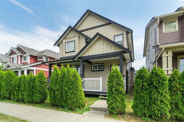 8576 CEDAR STREET - Mission BC House/Single Family for sale, 4 Bedrooms (R2484411)