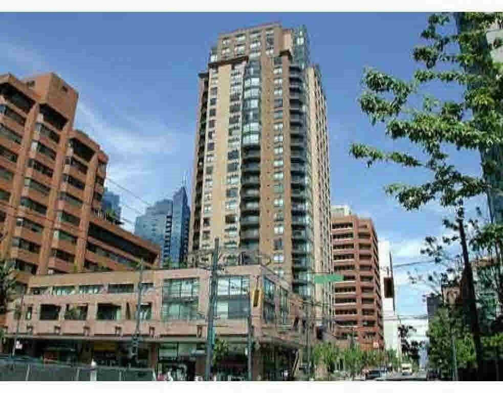 609 1189 HOWE STREET - Downtown VW Apartment/Condo for sale(R2484449) - #1