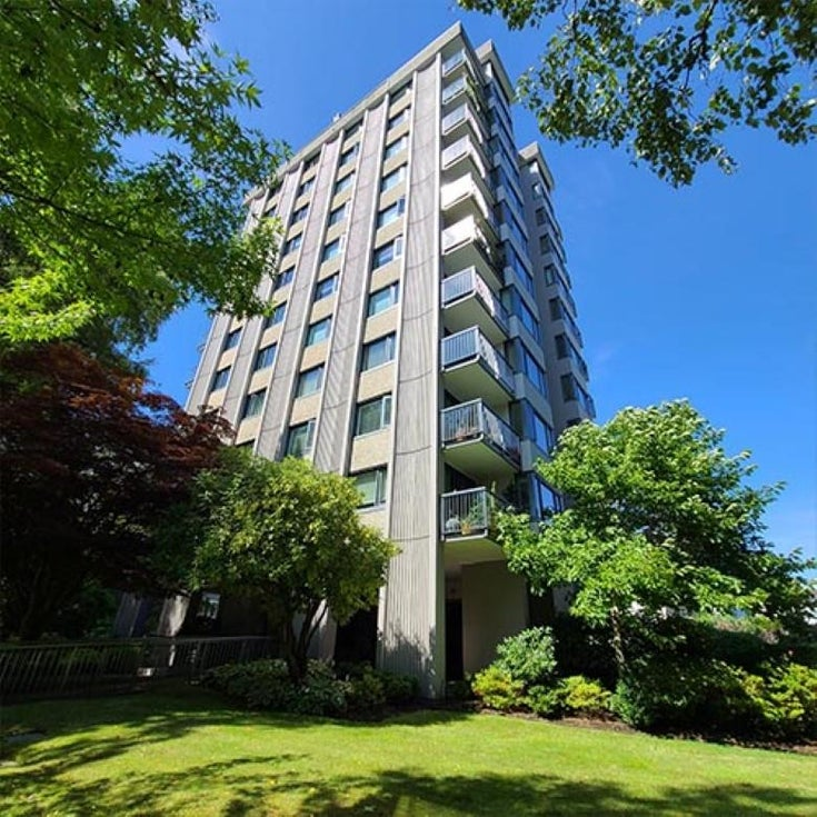 802 2165 W 40TH AVENUE - Kerrisdale Apartment/Condo for sale, 1 Bedroom (R2484512)
