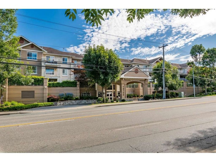 317 19750 64 AVENUE - Willoughby Heights Apartment/Condo for sale, 1 Bedroom (R2484591)