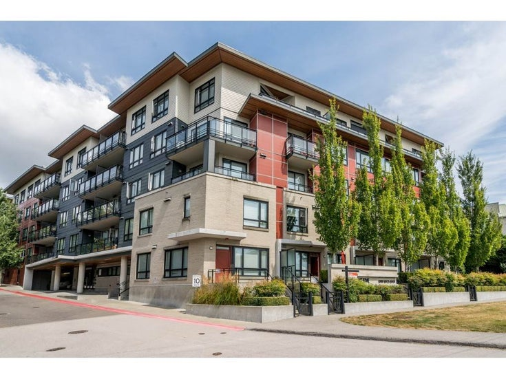 205 13925 FRASER HIGHWAY - Whalley Apartment/Condo for sale, 2 Bedrooms (R2484615)