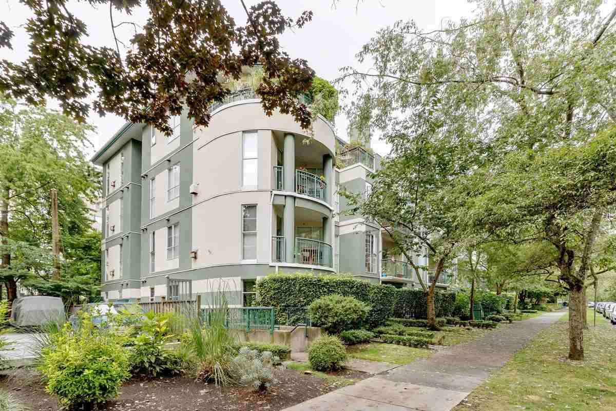 101 1928 NELSON STREET - West End VW Apartment/Condo for sale, 1 Bedroom (R2484653) - #1