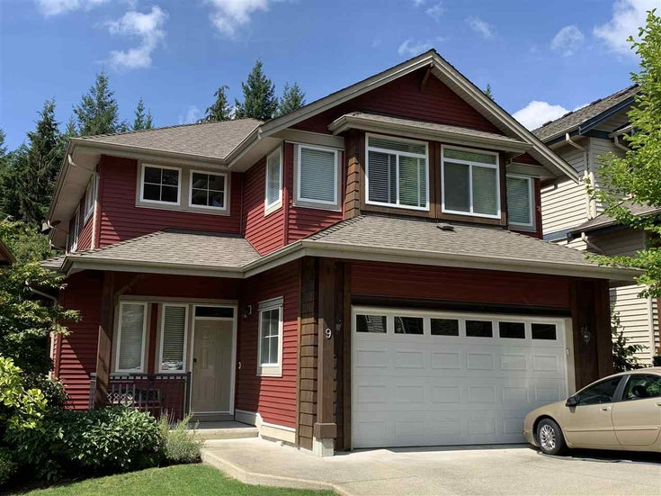 9 1705 PARKWAY BOULEVARD - Westwood Plateau House/Single Family for sale, 6 Bedrooms (R2484688)
