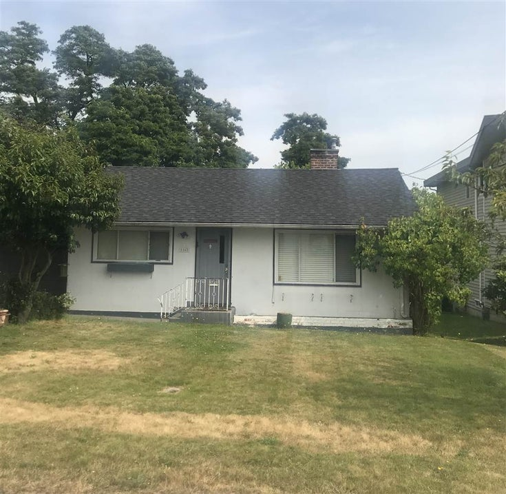 1162 PARKER STREET - White Rock House/Single Family for sale, 2 Bedrooms (R2484729)