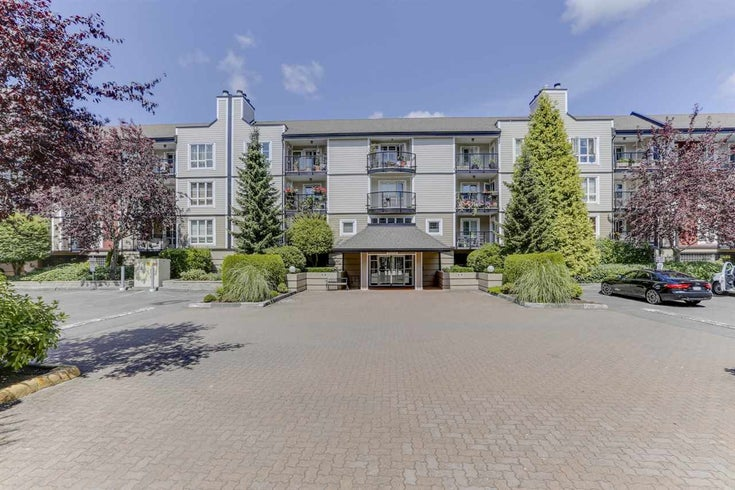 302 7500 MINORU BOULEVARD - Brighouse South Apartment/Condo for sale, 1 Bedroom (R2484772)
