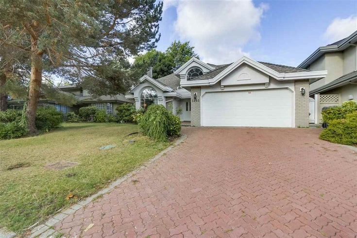 5695 CORNWALL PLACE - Terra Nova House/Single Family for sale, 4 Bedrooms (R2484782)