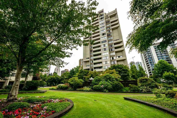 1408 4300 MAYBERRY STREET - Metrotown Apartment/Condo for sale, 1 Bedroom (R2484796)