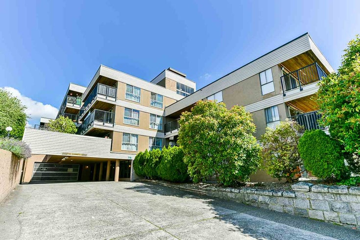 203 715 ROYAL AVENUE - Uptown NW Apartment/Condo for sale, 1 Bedroom (R2484830)