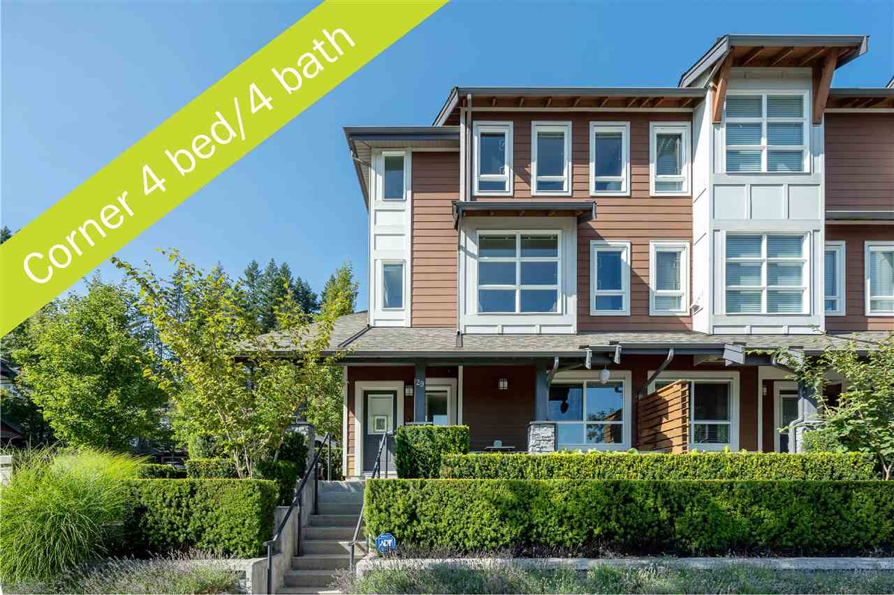 29 3431 GALLOWAY AVENUE - Burke Mountain Townhouse for sale, 4 Bedrooms (R2484831) - #1