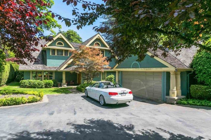 3698 CARTIER STREET - Shaughnessy House/Single Family for sale, 3 Bedrooms (R2484854)