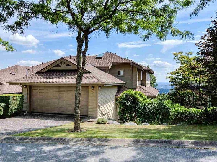 106 2979 PANORAMA DRIVE - Westwood Plateau Townhouse for sale, 4 Bedrooms (R2484878)