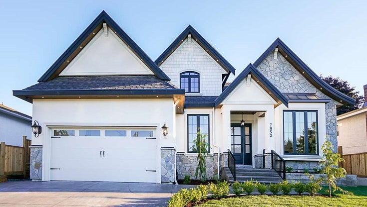 7952 BURNFIELD CRESCENT - Burnaby Lake House/Single Family for sale, 7 Bedrooms (R2484906)