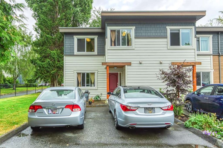 27 3171 SPRINGFIELD DRIVE - Steveston North Townhouse for sale, 3 Bedrooms (R2484963)