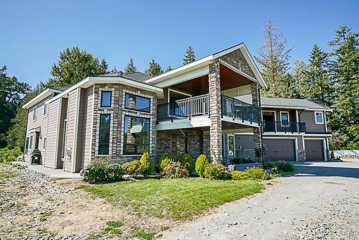 22926 40 AVENUE - Campbell Valley House with Acreage for sale, 6 Bedrooms (R2484965)