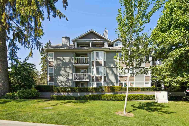 302 2268 WELCHER AVENUE - Central Pt Coquitlam Apartment/Condo for sale, 2 Bedrooms (R2484976)