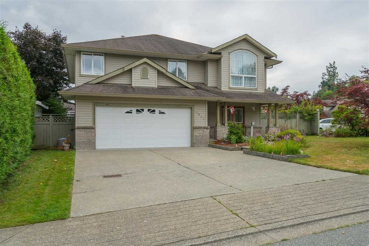 8045 TOPPER DRIVE - Mission BC House/Single Family for sale, 4 Bedrooms (R2485052)