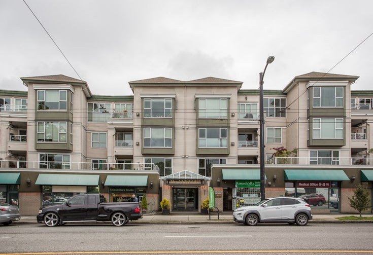407 3480 MAIN STREET - Main Apartment/Condo for sale, 2 Bedrooms (R2485056)