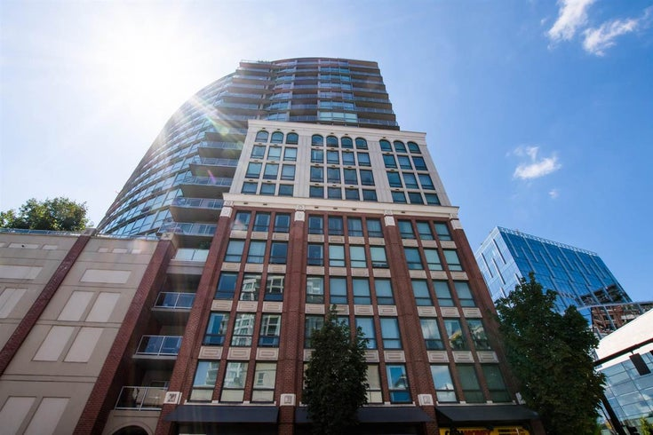 702 14 BEGBIE STREET - Downtown NW Apartment/Condo for sale, 2 Bedrooms (R2485079)