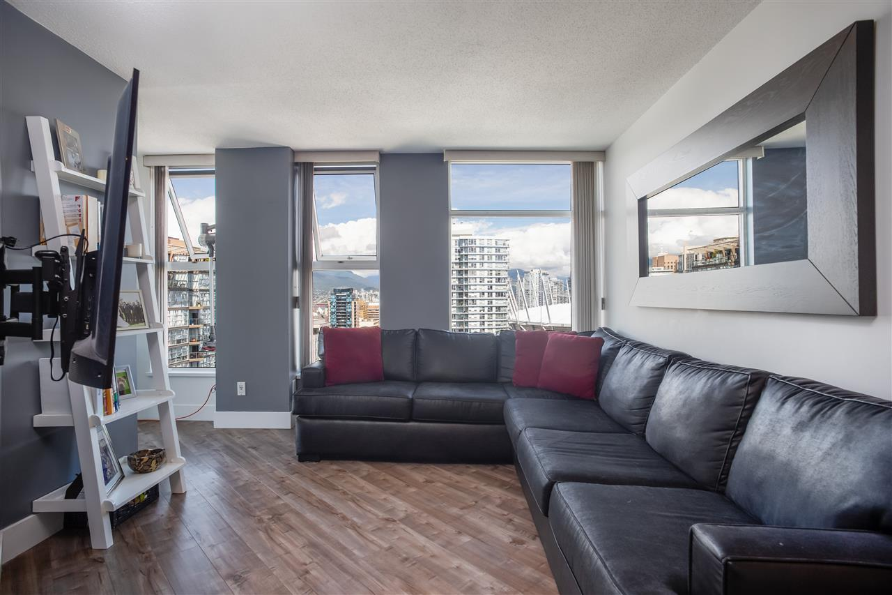 2909 1009 EXPO BOULEVARD - Yaletown Apartment/Condo for sale, 1 Bedroom (R2485097) - #1