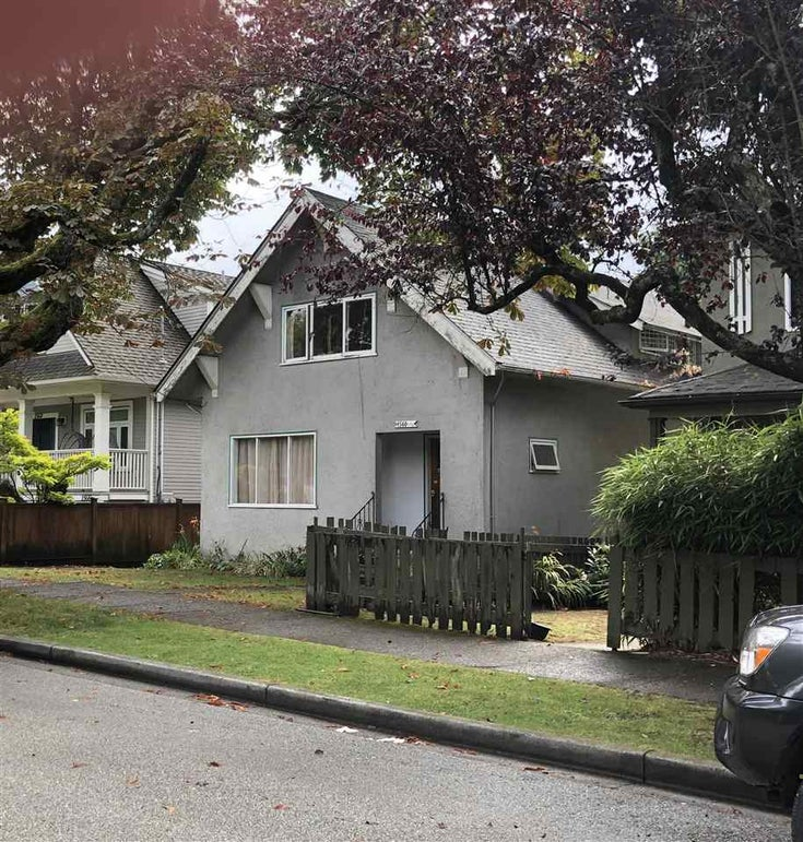 1560 E 11TH AVENUE - Grandview Woodland House/Single Family for sale, 5 Bedrooms (R2485124)