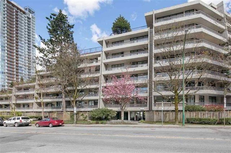 408 5932 PATTERSON AVENUE - Metrotown Apartment/Condo for sale, 2 Bedrooms (R2485183)