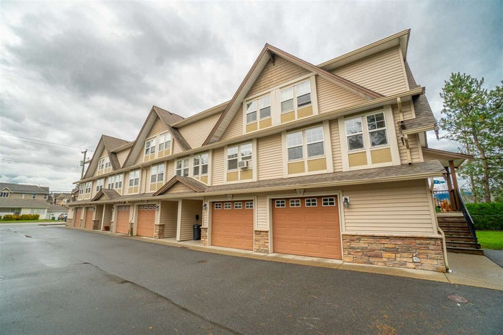 9 46538 FIRST AVENUE - Chilliwack E Young-Yale Townhouse for sale, 3 Bedrooms (R2485204)