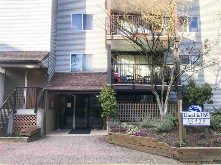 309 10698 151A STREET - Guildford Apartment/Condo for sale, 2 Bedrooms (R2485224)