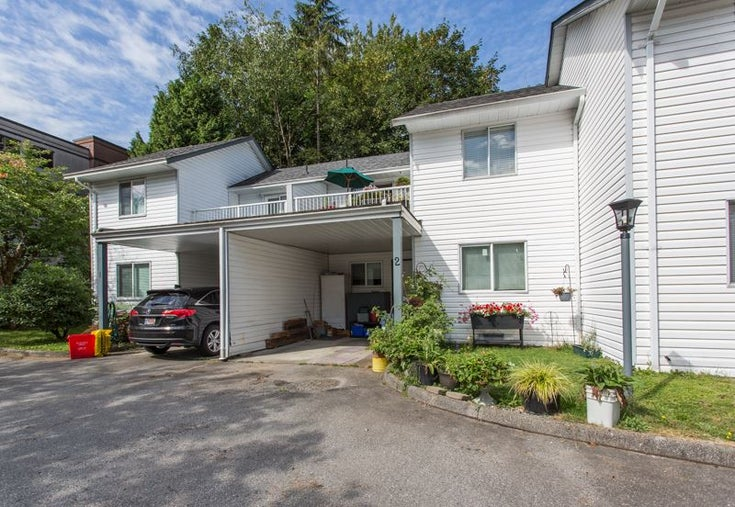 2 12075 207A STREET - Northwest Maple Ridge Townhouse for sale, 2 Bedrooms (R2485225)