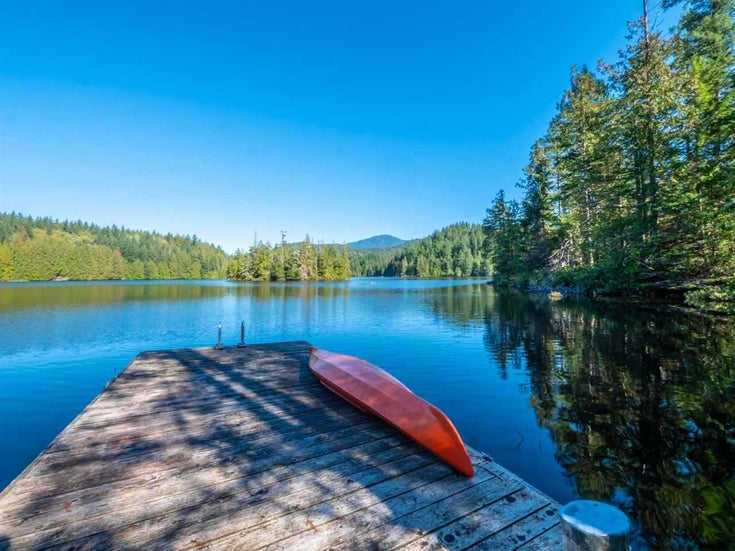 13702 CAMP BURLEY ROAD - Pender Harbour Egmont House with Acreage for sale, 2 Bedrooms (R2485235)