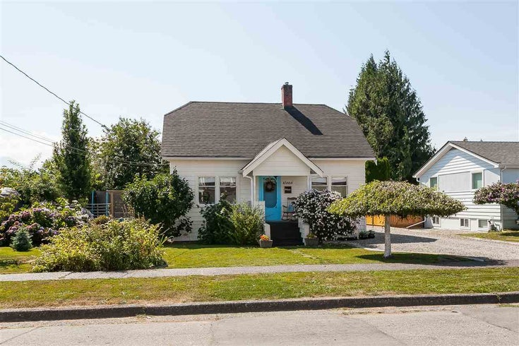 45664 REECE AVENUE - Chilliwack N Yale-Well House/Single Family for sale, 4 Bedrooms (R2485282)