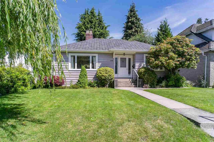 85 W KING EDWARD AVENUE - Cambie House/Single Family for sale, 3 Bedrooms (R2485309)