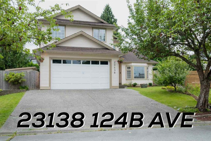 23138 124B AVENUE - East Central House/Single Family for sale, 3 Bedrooms (R2485326)