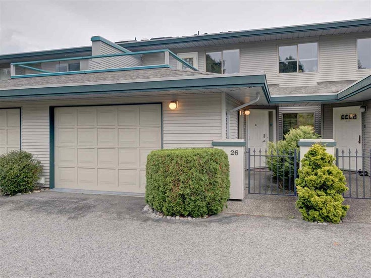 26 555 EAGLECREST DRIVE - Gibsons & Area Townhouse for sale, 2 Bedrooms (R2485443)