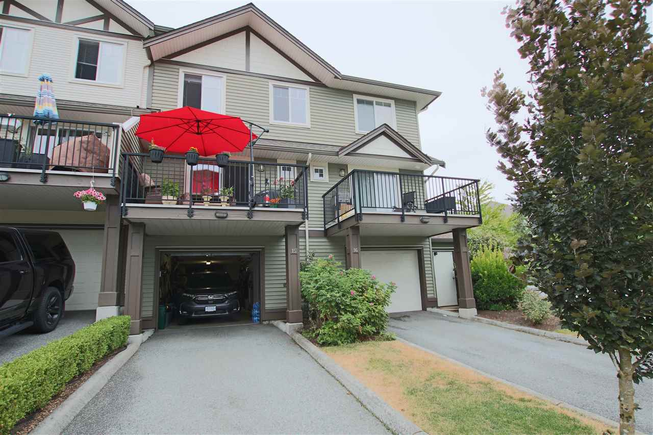 15 4401 BLAUSON BOULEVARD - Abbotsford East Townhouse for sale, 3 Bedrooms (R2485494) - #1